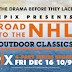 Original series 'Epix Presents Road To the NHL Outdoor Classics' premieres December 16