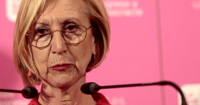 Rosa Díez se niega a la anulación de la sentencia a muerte de su padre decretada por un tribunal franquista