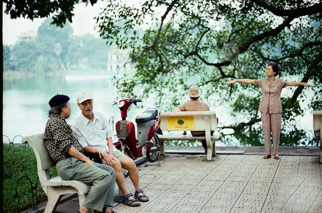 Sword Lake - the destination can not to be missed in Ha Noi