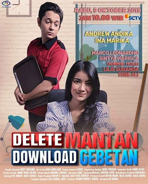 Daftar Nama Pemain FTV Delete Mantan Download Gebetan SCTV Lengkap