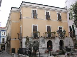 Gabriele D'Annunzio's childhood home in Pescara contains a museum dedicated to his life