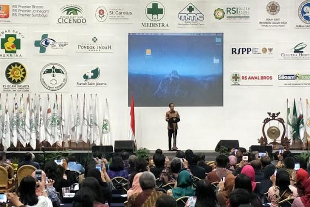 Ditegur Presiden Jokowi, Ini Tanggapan BPJS Kesehatan