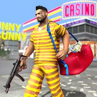 Prison Escape Casino Robbery – Grand theft Mod Apk