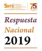 Negociación salarial SNTE 2019