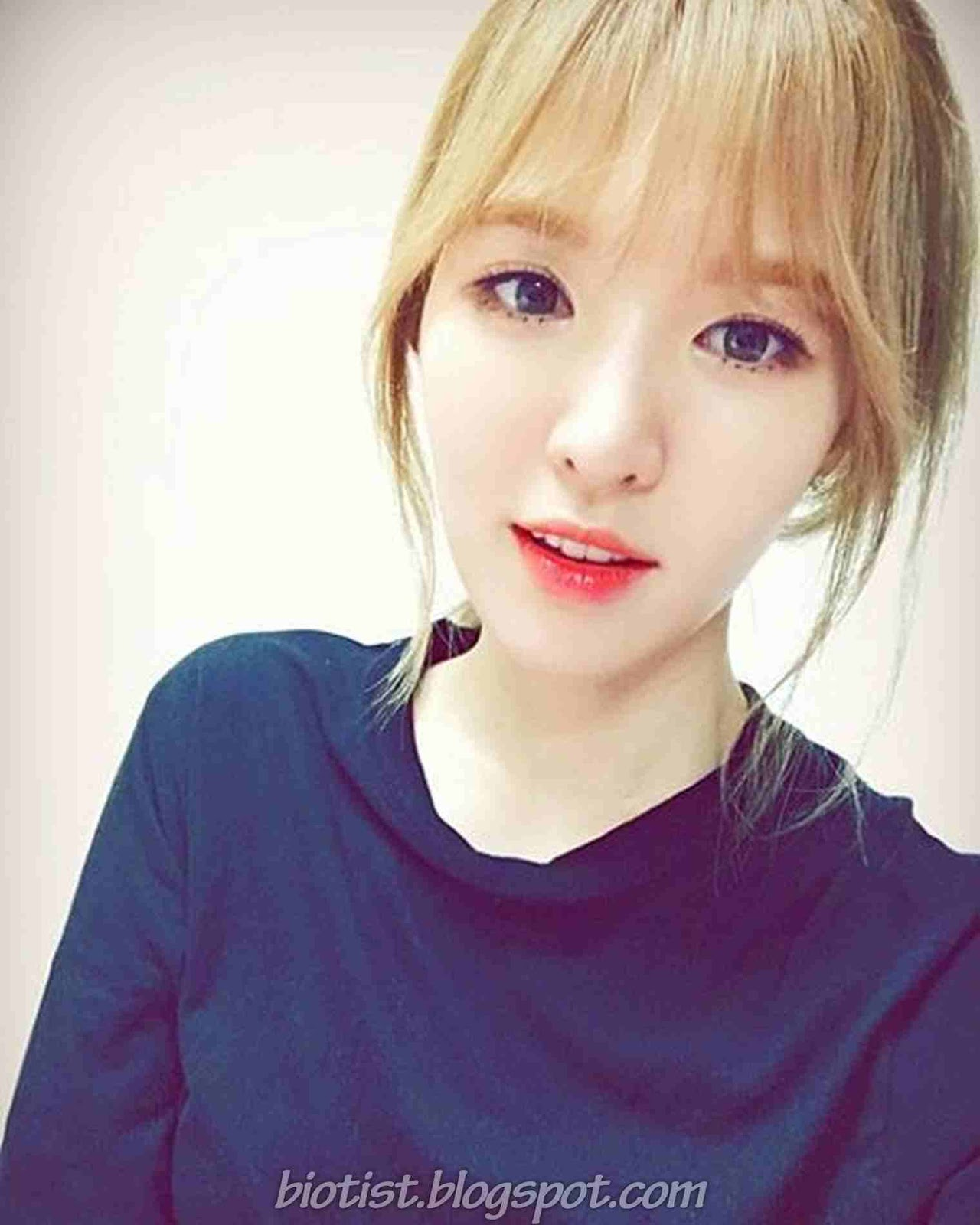 Red Velvet Wendy Cute and Beautiful Photo