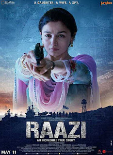 Raazi Budget & Total Box Office, Worldwide Collection