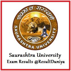 Saurashtra University External Results