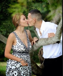 Max Holloway With Ex Wife Kaimana Pa E Aluhi
