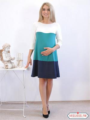 vestidos para embarazadas de moda