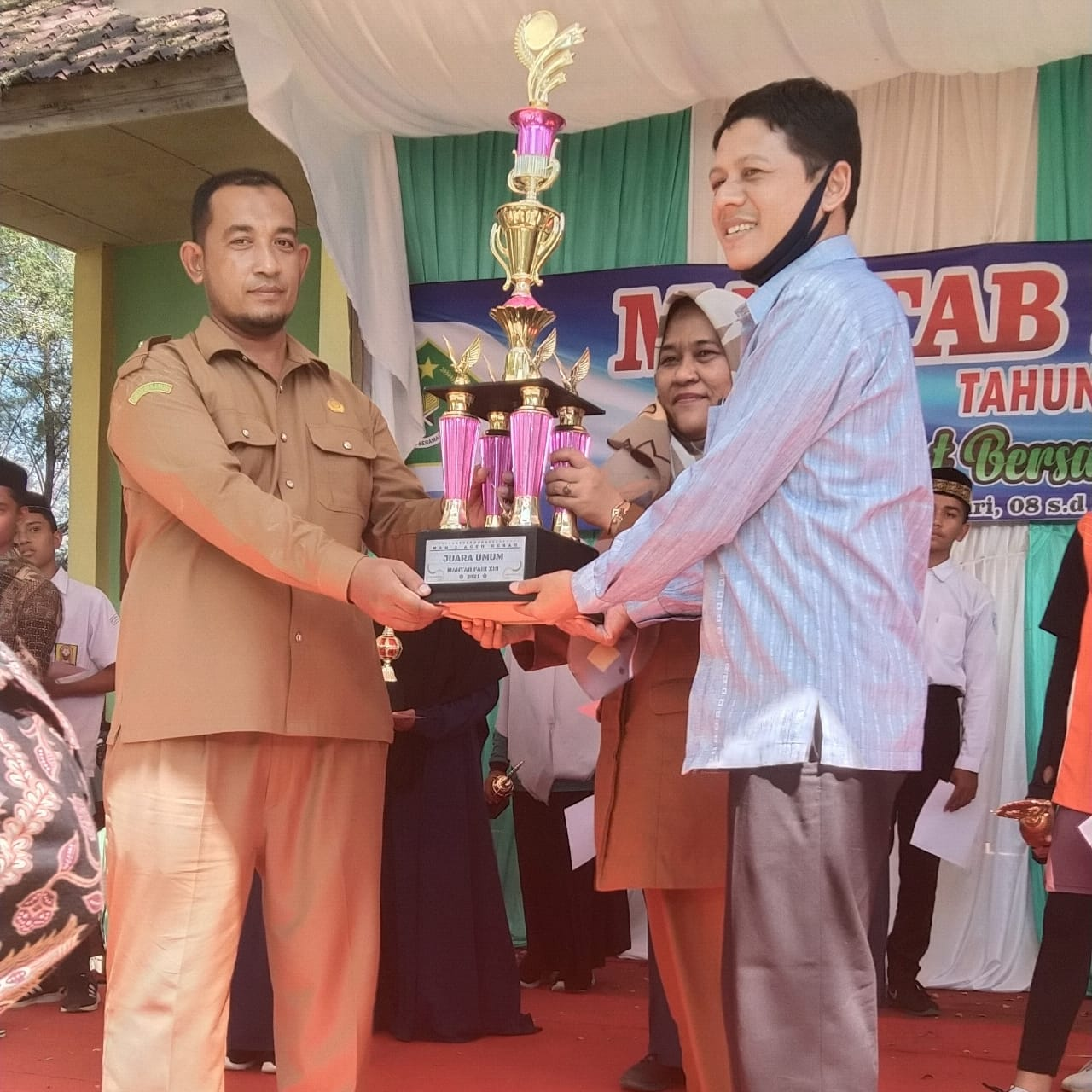 Mtsn Indrapuri Juara Umum Mantab Fair 2021 Man 3 Aceh Besar Lamuri Online