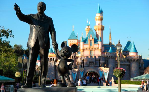 Parques temáticos Disney