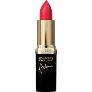 Son Lì L'Oreal Collection Exclutive số 401 Julianne's Red chính hãng Mỹ