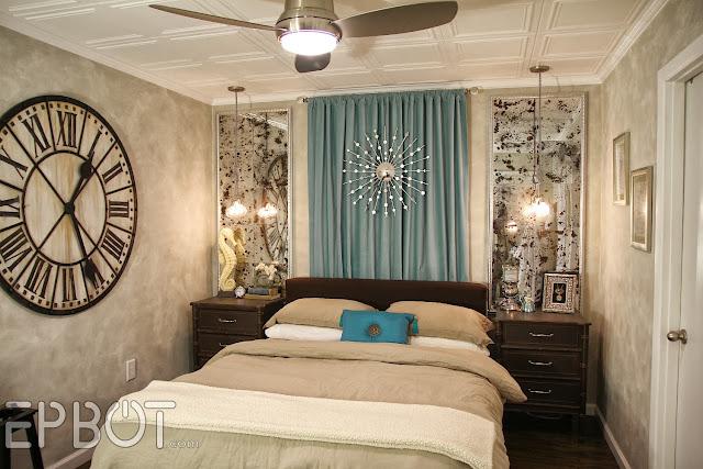 EPBOT: My Bedroom Redo Reveal