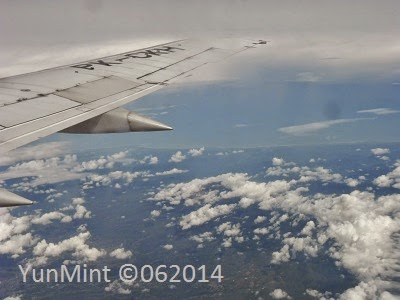 Kesan Saat Naik Pesawat Garuda Indonesia