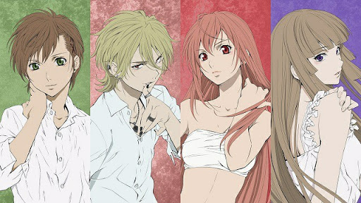 Review Anime Zetsuen No Tempest