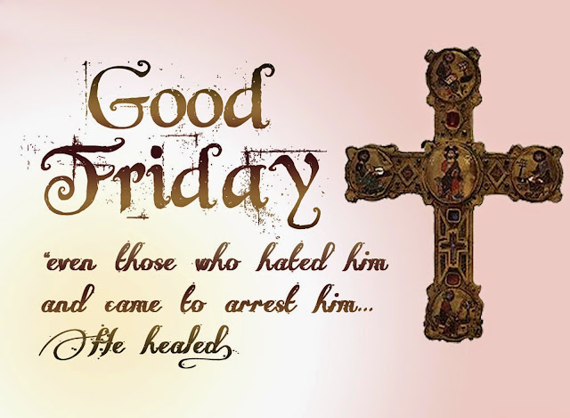 Funny Good Friday Wallpaper