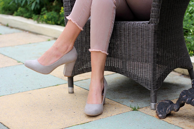 grey court heels matalan frayed hem peexo