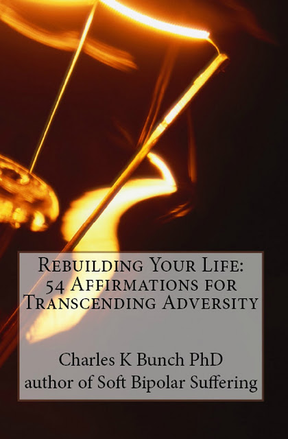 rebuilding life transcending adversity: books workbooks, materials, resources