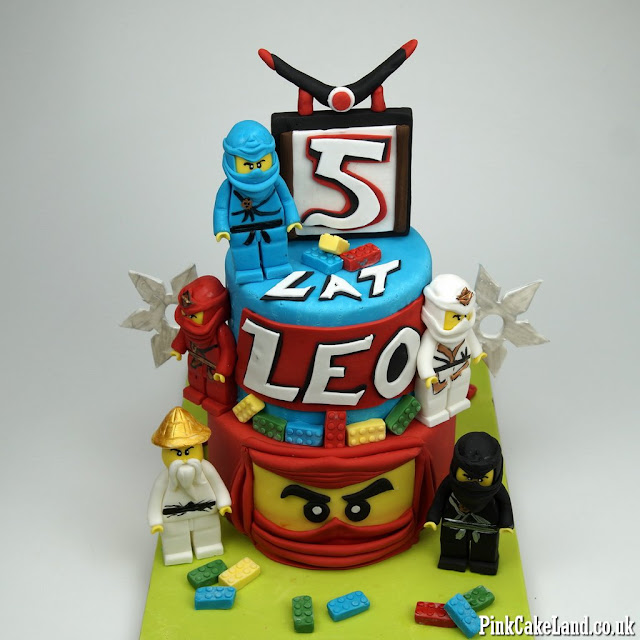 Lego Ninjago Cake London