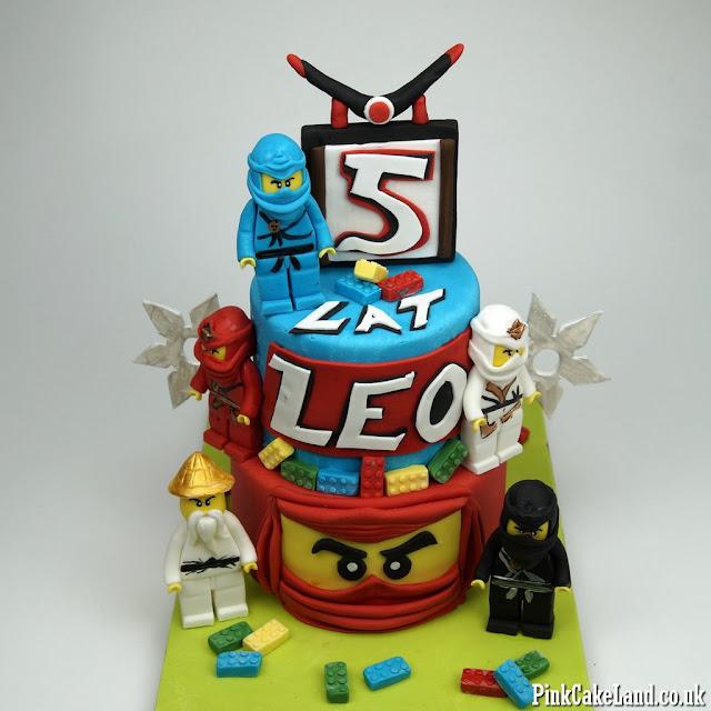 Lego Ninjago Cake London