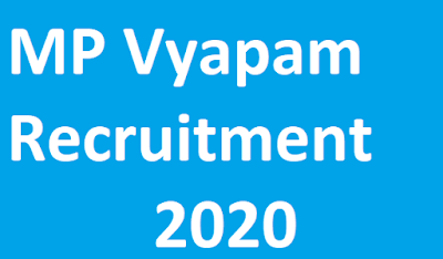 MP Vyapam Recruitment 2020 Apply Online 2455 Forest Guard, Jail Prahari Vacancies