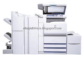 Sharp AR-M550N Free Printer Software Driver Download and Setup