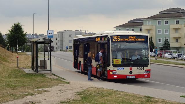 Pasażerowie oczekują przywrócenia starej trasy linii 255 - Czytaj więcej »