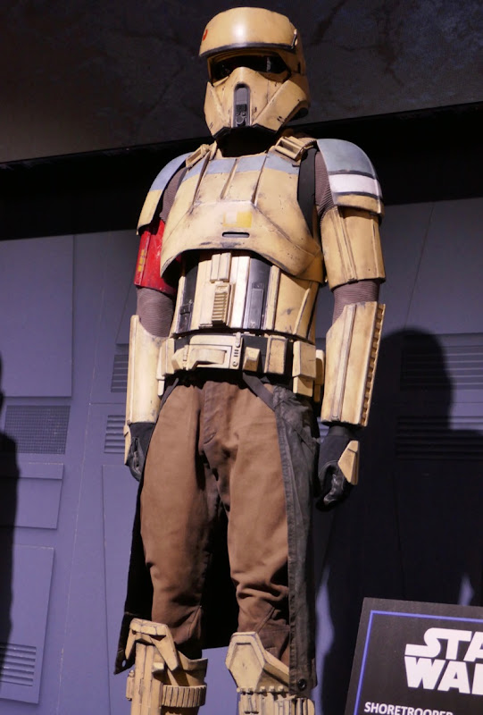 Shoretrooper costume Rogue One Star Wars