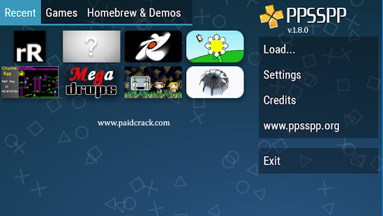 PPSSPP Gold APK PSP Emulator 1.8.0 [Paid]