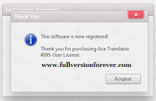 Ace Translator 14.3 with Text-to-Speech latest freeware