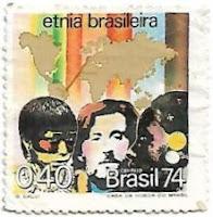 Selo Etnia Brasileira