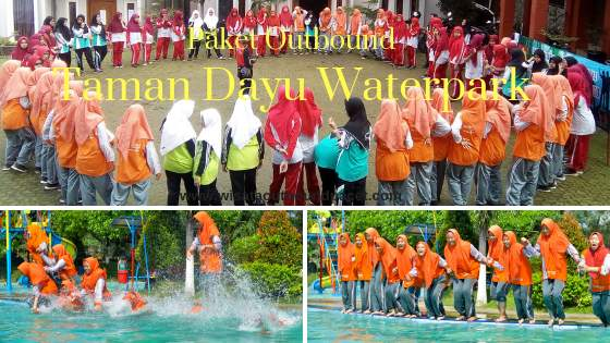 paket outbound taman dayu waterpark wisata outbound pacet improve vision