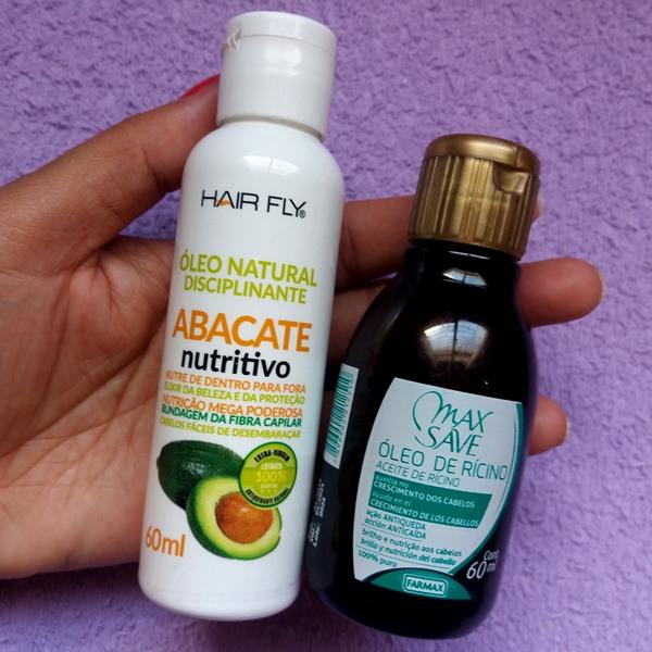 Comprinhas-do-mês-para-cuidados-com-cabelos-óleo-vegetal-de-abacate-e-rícino
