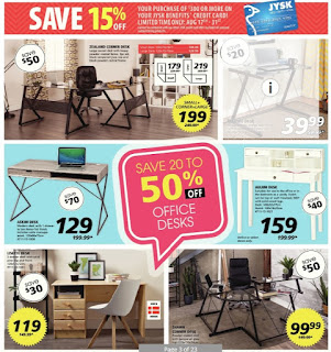 JYSK store flyer valid August 17 - 23, 2017