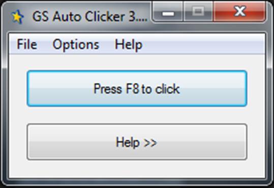 Tải Auto Click | Hướng dẫn cài đặt GS Auto Clicker 3.1.4 mới nhất d