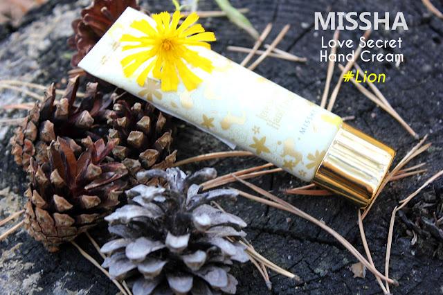 Отзыв: Питательный крем для рук из лимитированной серии «Знаки зодиака» - ЛЕВ. Missha Love Secret Hand Cream *LION* (lemongrass).