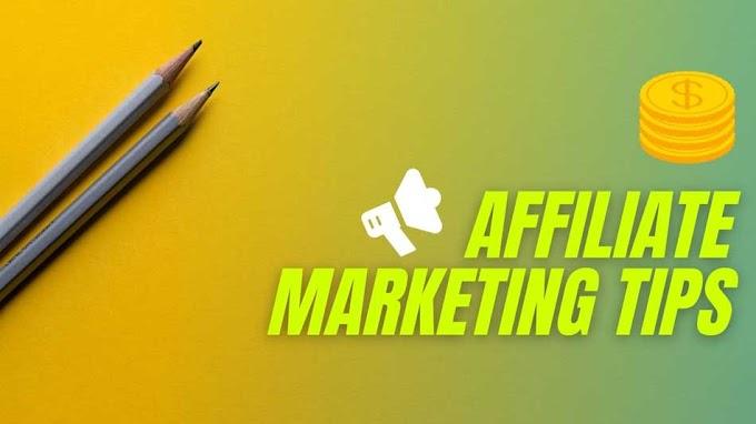 {10 Affiliate Marketing Tips can Make You Rich} Vidokezo 10 vya Ushirika vya Uuzaji vinaweza Kukutajirisha.
