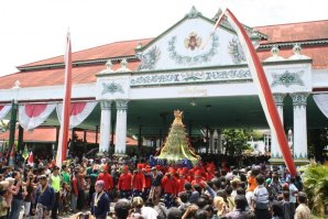 Sultan's palace tour Yogyakarta
