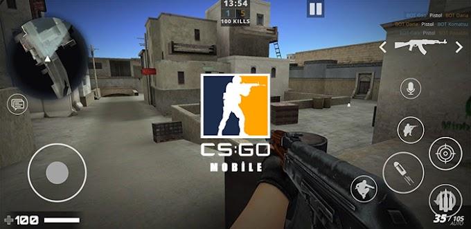 CSGO Mobil Apk-  v2.0 Beta