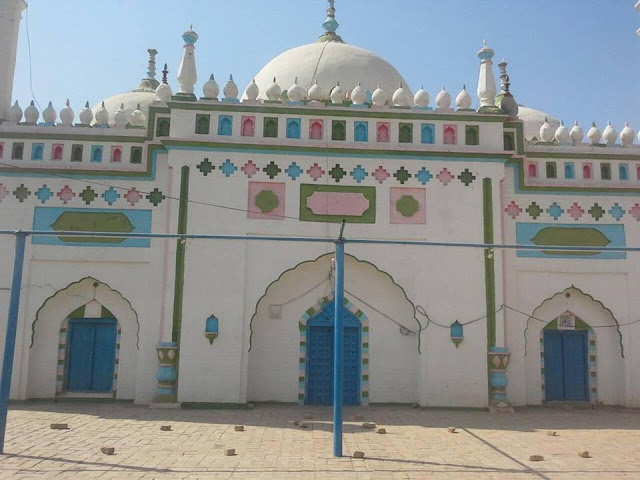 marghazani masjid