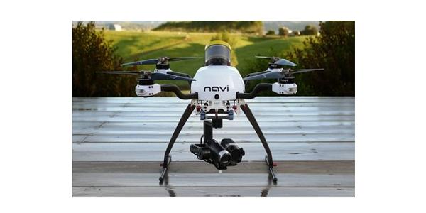 Drone Berteknologi Canggiih