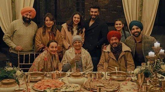 Sardar Ka Grandson Review, Release Date And Time, Cast, Plot, Online Watch.