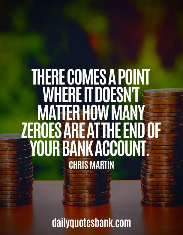 Bank Account Quotes On Banking System