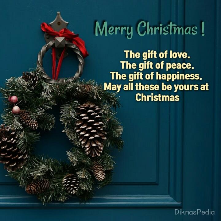 100 Kata Kata Ucapan Selamat Natal Tahun Baru Gambar