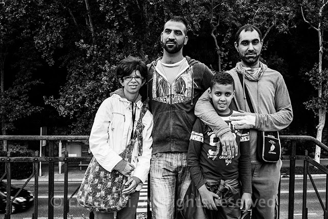 Trieste richiedenti asilo