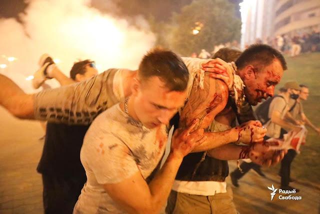 Я сейчас напишу эмоциональный пост про ситуацию в Белоруссии!