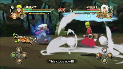 Storm untuk ultimate naruto download komputer 3 ninja game