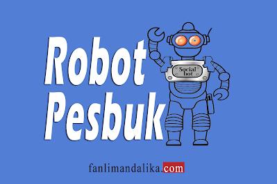 Robot Pesbuk (Algoritma Facebook)