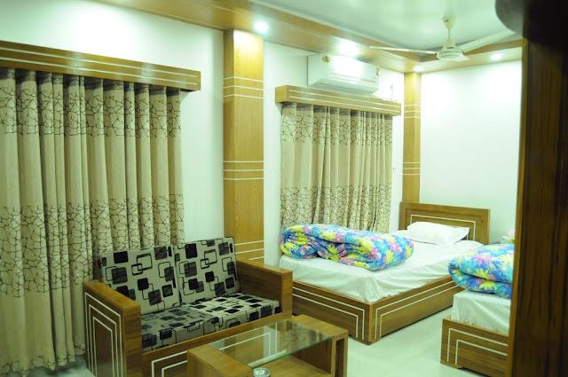 best hotels in Sreemangal