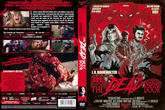 The Dead Next Door (dvd cover italiana)
